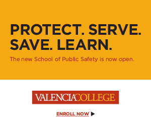 Valencia College SPS-FRI Advertisement