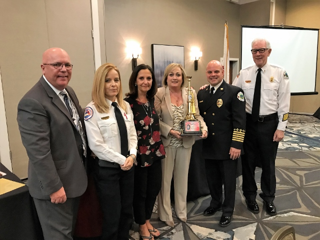2019 Leadership Award - Chief Neisler
