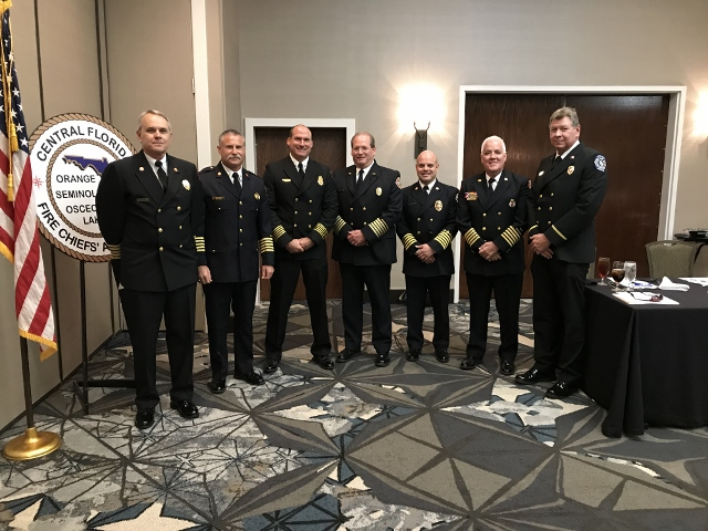 New CFFCA Officers 2019
