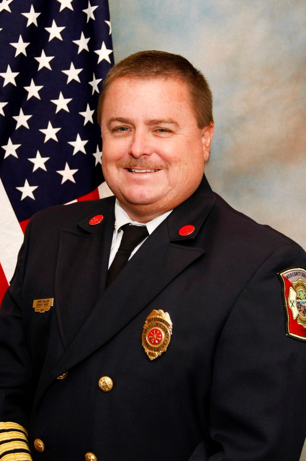 Chief Larry Collier - Osceola County FR
