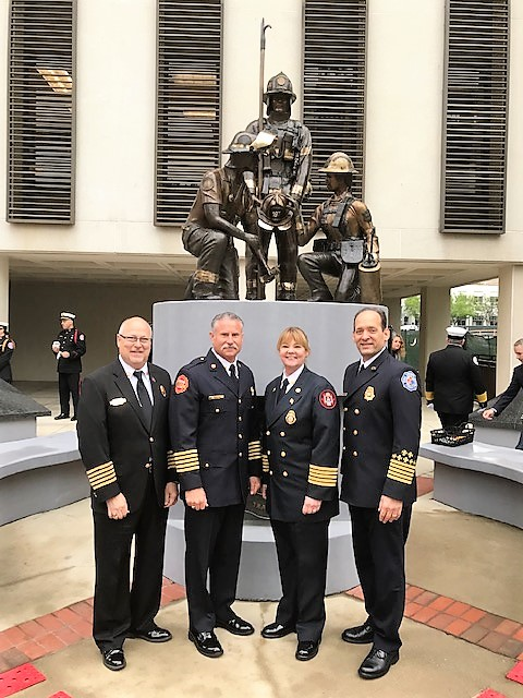 FL Fallen FF Memorial Ceremony