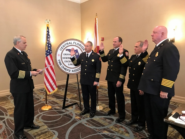 2018 NEW OFFICERS INSTALLATION