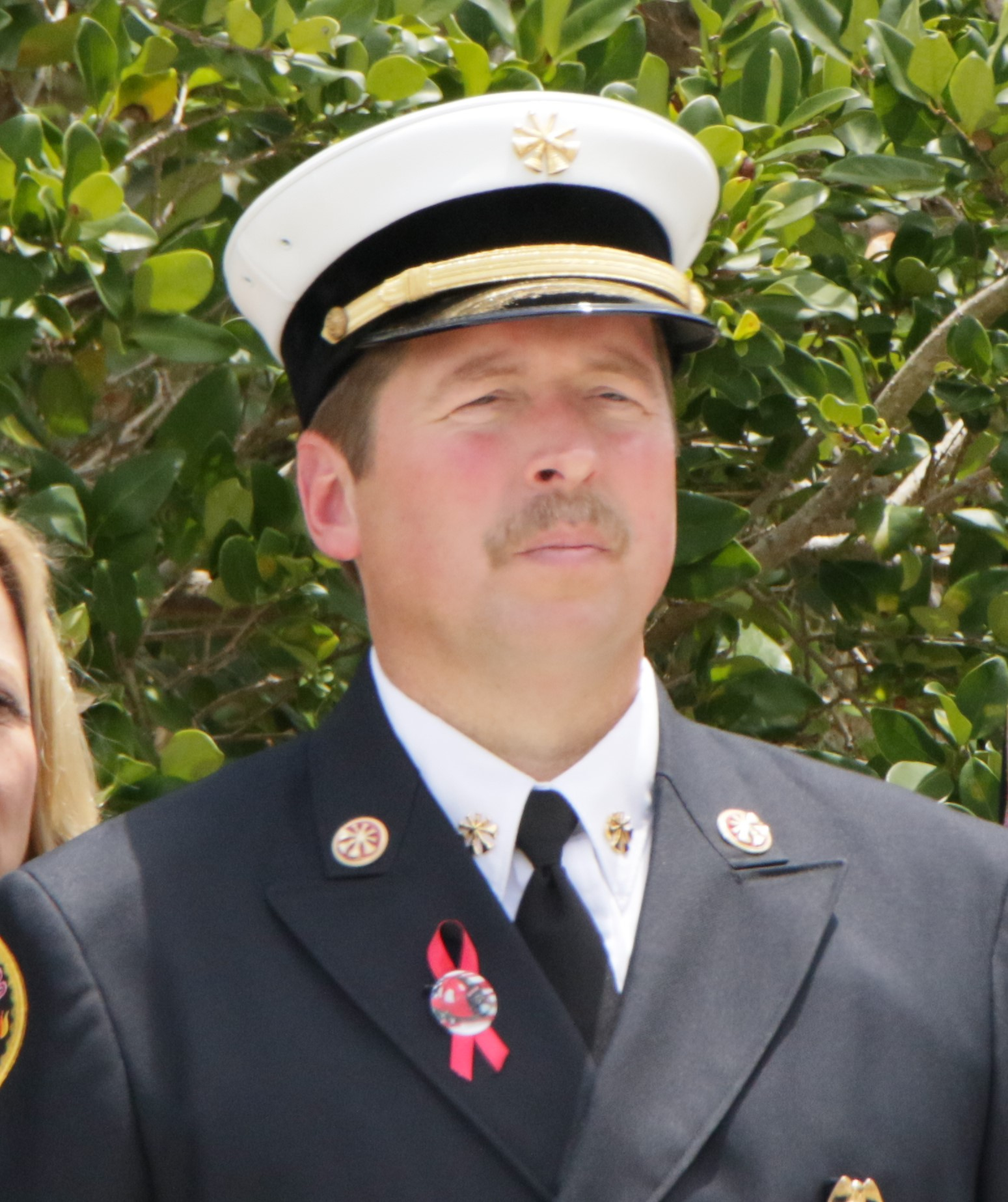 Jeff Buchannan - Oviedo Fire Chief 2019