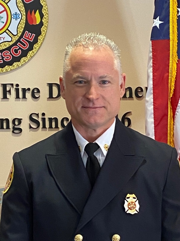 Chief Mark Ellis - Oviedo FR