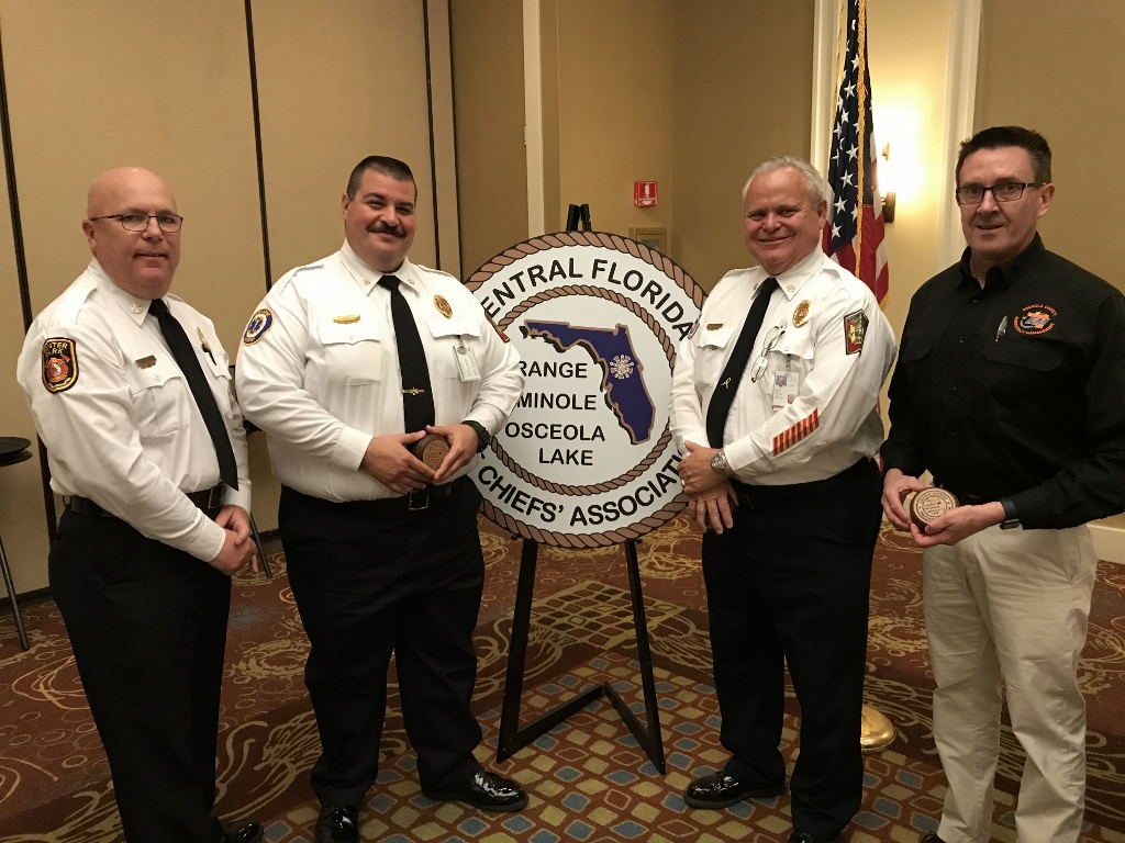 Osceola County FR Command Staff Speakers May 2017