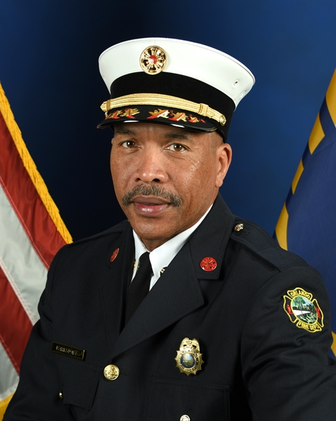 Chief Barksdale - OFD